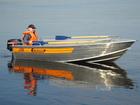 Новое фото  Продам лодку для рыбалки Wellboat-42 66498289 в Якутске