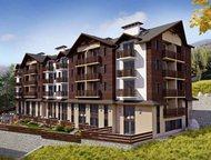Предлагаем к продаже квартиры в новом жилом доме комфорт-класса в г. Ялта Предла