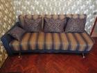 Изображение в Мебель и интерьер Мебель для гостиной Продам диван-еврокнижку, размеры нестандартные в Ярославле 14700