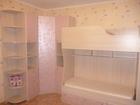 Смотреть foto Мебель для детей продаётся детская угловая стенка с двух ярусными кроватями для девочек, 32520948 в Ярославле