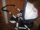Просмотреть foto Детские коляски продам детскую коляску 2 в1 32925584 в Ярославле