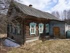 Скачать бесплатно foto Загородные дома Бревенчатый дом в жилом селе с хорошим подъездом, недалеко от Волги 39009729 в Угличе