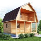 строительство жилых домов, бань, дачных домиков