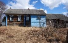 Продам дом в деревне, около реки Волга, (можно материнский капитал)