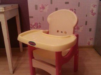 Новое фото Детская мебель Стульчик для кормления 33244519 в Электростали
