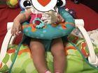 Детский переносной стульчик