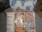 Комплект махровый постельного белья (стоим.1 ком)
