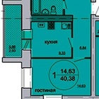 СУПЕРПРЕДЛОЖЕНИЕ!!!!!  Срочно продается квартира в СДАНОМ до