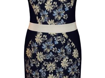 Смотреть изображение  Женские летние платья большого размера оптом 35909013 в Йошкар-Оле