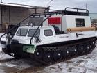 Новое фотографию Вездеходы Гусеничные тягачи ГАЗ-34039-32 37753885 в Заволжье