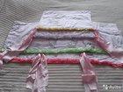 Бортики в детскую кроватку стандартную(60 на 120)