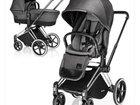 Детская коляска Cybex Prime II Manhattan Grey (3 в