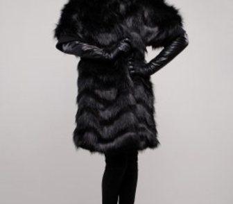 Изображение в Одежда и обувь, аксессуары Женская одежда Пальто и шубы из искусственного меха - главные в Южно-Сахалинске 2100