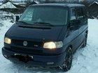 Volkswagen Transporter 2.5МТ, 2001, 390000км