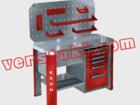 Фото в   Продаю верстак слесарный металлический Гефест в Краснодаре 20240