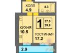 Жилой комплекс «Дадаевский» расположен на улице Старшины Дад