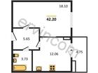 Предлагаем к продаже однокомнатную квартиру по ул.Аксакова,