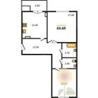 Все квартиры продаются по ценам застройщика. При наличии ски