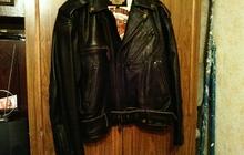 Куртка кожаная харлей-дэвидсон