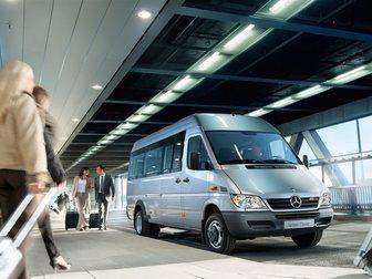 Увидеть изображение  Аренда микроавтобуса с водителем 33233983 в Калининграде