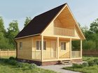 Уникальное фотографию  Дома и бани из профилированного бруса и по каркасной технологии, 34876453 в Калуге