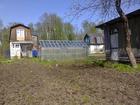 Продается дача в СДТ Лесовод 2, 7км от г. Калуги. Кирпичный
