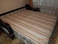 Диван-кровать Срочно, в связи с переездом продаю диван -кровать в хорошем состоя