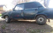 ВАЗ 2107 1.6МТ, 2006, седан