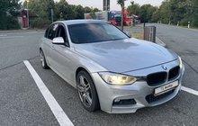 BMW 3 серия 2.0AT, 2012, 127000км