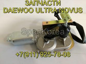 Свежее фото Транспорт, грузоперевозки Моторчик стеклоочистителя 25389005 Doosan 37385569 в Калуге