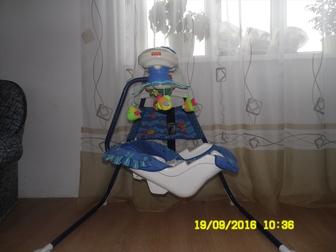 Скачать бесплатно изображение  продам люльку качалку 37392420 в Калуге