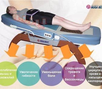 Фото в Бытовая техника и электроника Другая техника Кровать массажёр Нуга Бест  Специалисты говорят, в Калуге 75000