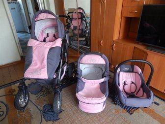 Свежее фото Детские коляски Продам коляску 32918311 в Каменск-Уральске