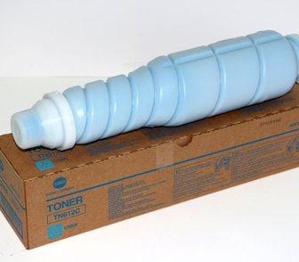 Фотография в Компьютеры Принтеры, картриджи Оригинальный синий (cyan) тонер TN 612 для в Каменск-Уральске 2900
