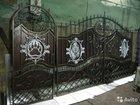 Ворота кованные, любые металоизделия