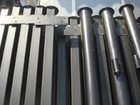 Фотография в Строительство и ремонт Строительные материалы Металлические столбы для заборов, покрытые в Касимове 200