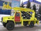 Уникальное foto Спецтехника Автоподъемник, автовышка АПТ-14 на базе шасси ГАЗ-33081 32676252 в Казани