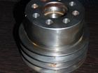 Смотреть foto  Шкив клиновой привода бочки BMS, 69102949 в Сочи