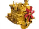 Смотреть изображение Спецтехника Двигатель Д-160/Д-180 на трактор (бульдозер) ЧТЗ Уралтрак Т-130, Т-170, Б-10, 69707209 в Казани
