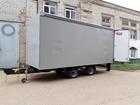 Просмотреть foto Прицепы для легковых авто прицепы для бизнеса для Газель Газон МАЗ КАМАЗ 71283260 в Казани