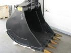 Скачать изображение Спецтехника Ковш широкий 800 мм на экскаватор-погрузчик 73694668 в Казани