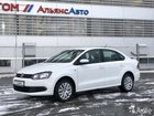 Volkswagen Polo 1.6 AT, 2014, 87 000 км