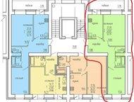"""Продам квартиру Квартира в новом жилом комплексе """"Соловьиная роща"""". Находится в"""