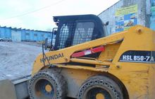 Сдаем в аренду Минипогрузчик Hyundai HSL 850-7