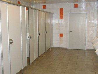 Свежее foto Строительные материалы Сантехнические перегородки из HPL пластика 33774921 в Казани