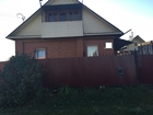 Изображение в Загородная недвижимость Загородные дома Продам хороший дом в с. Березово, 2 уровня, в Кемерово 1650000