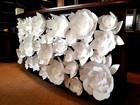 Фотография в Развлечения и досуг Организация праздников Делаю бумажные цветы на заказ от малых до в Кемерово 0