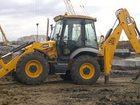 Уникальное фото Разные услуги Услуги, аренда, заказ экскаватора-погрузчика 61080217 в Кемерово