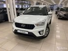 Hyundai Creta 1.6 AT, 2020, 475 км