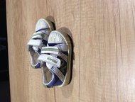 Сандалики и кроссовки для мальчика Размер 21, анатомическая стелька